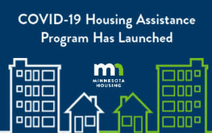 Covid-19 Housing Assistance Program logo