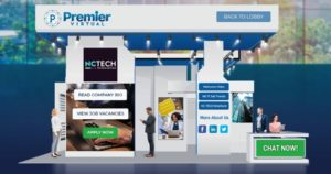 Premier Virtual Booth Example